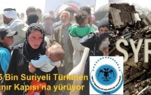Suriya Türkmənləri kimdir…