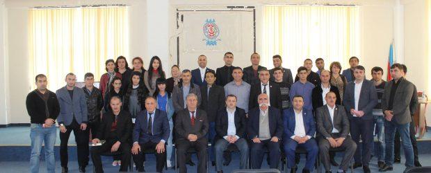 VHP Suraxanı rayon təşkilatına yeni sədr seçildi-FOTOLAR- VİDEO