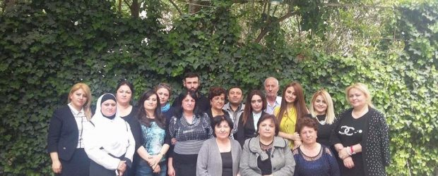VHP Şuşa təşkilatı konfransını keçirib-FOTO