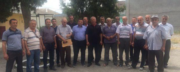 VHP Quba rayon təşkilatına yeni sədr seçilib