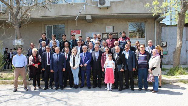 VHP Binəqədi rayon təşkilatı konfrans keçirib-FOTO