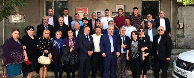 VHP Xətai təşkilatının konfrans keçirilib- FOTO