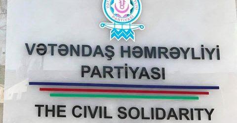 """VHP-dən """"Barış pınarı"""" əməliyyatına dəstək"""