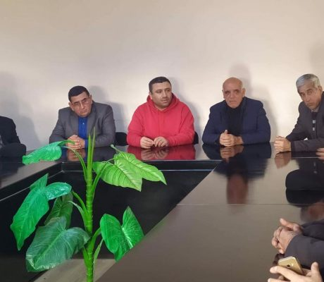 VHP-də toplantı (17.11.2019)- FOTO