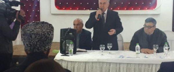 Fəzail İbrahimli Cəlilabad rayonunda seçicilərlə görüşlərini davam etdirir- FOTO