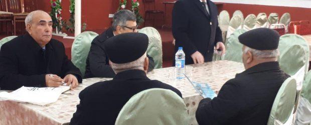 Fəzail İbrahimli Cəlilabadda seçicilərin problemlərini dinlədi – FOTOLAR