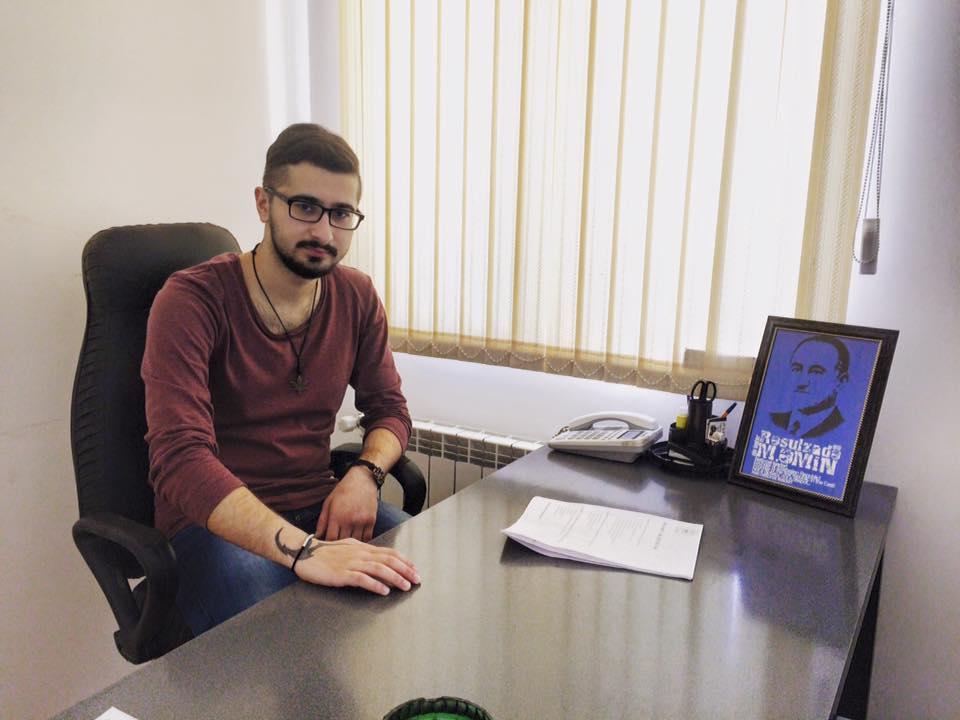 """Photo of """"Gənclərin siyasi partiyalarda təmsil olunmasının səbəblərindən biri maliyyə problemidir"""" – Amal Ata"""