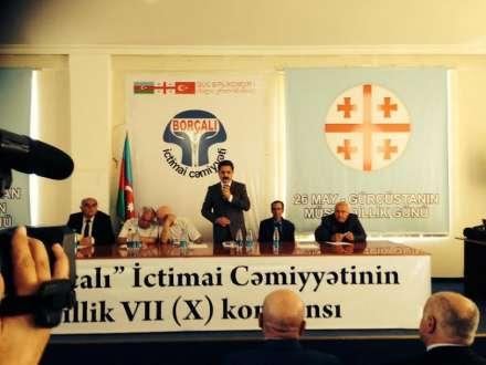 """Photo of """"Borçalı"""" Cəmiyyətinin konfransında hökumətə çağırışlar edildi"""