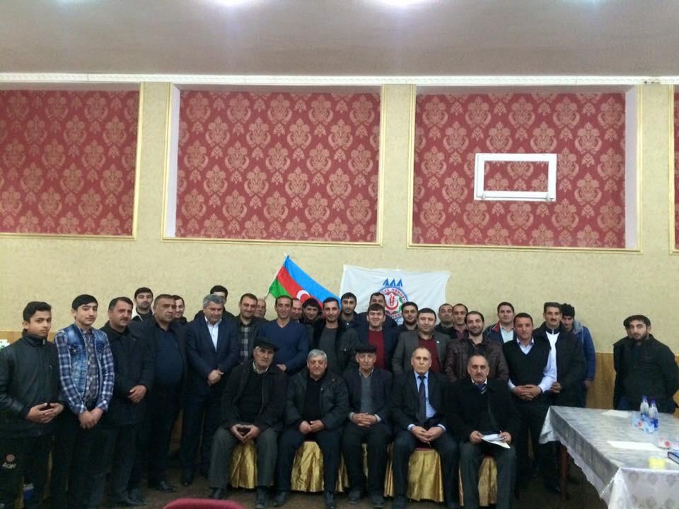 Photo of VHP Bərdə, Ağdam və Tərtərdə konfrans keçirdi-FOTO