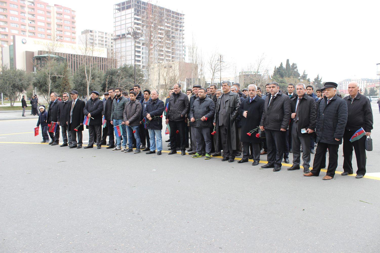 Photo of VHP üzvləri Xocalı faciəsi qurbanlarını anacaq- FOTO