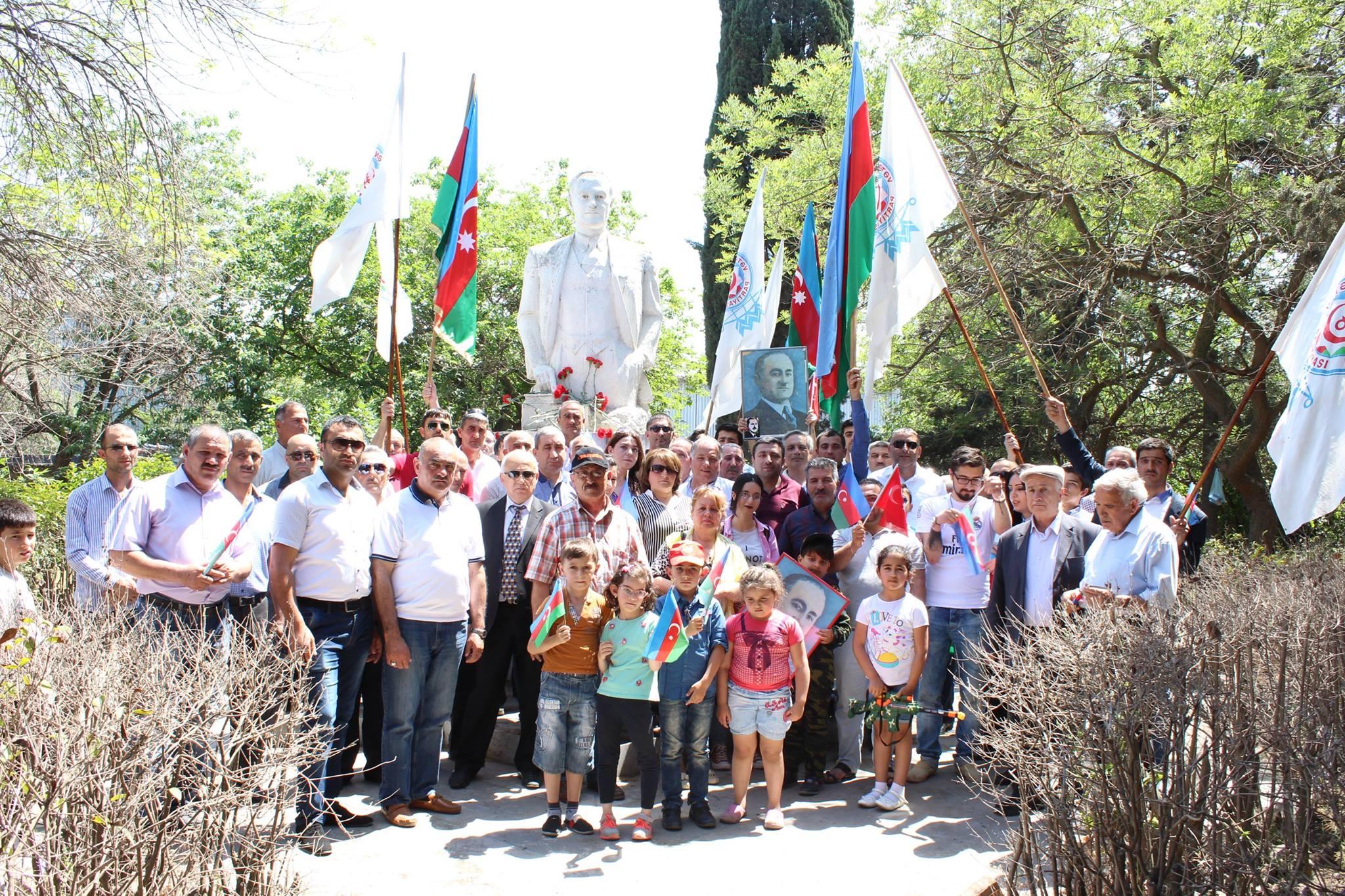 Photo of VHP Cümhuriyyət bayramını qeyd etdi