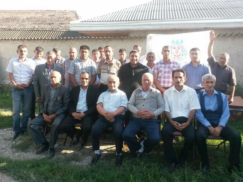 Photo of VHP Şəki rayon təşkilatı konfrans keçirib-FOTO