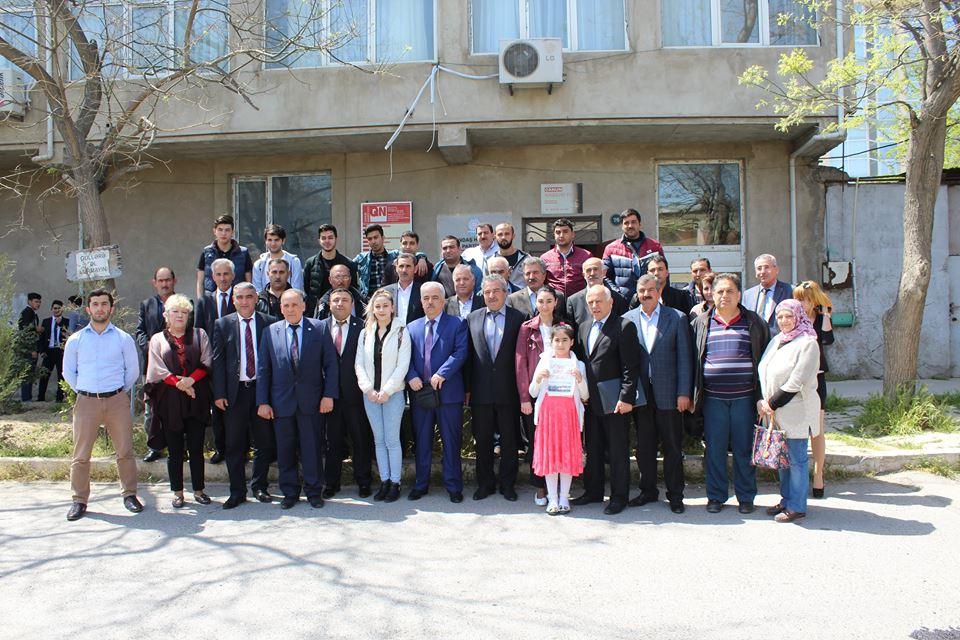 Photo of VHP Binəqədi rayon təşkilatı konfrans keçirib-FOTO