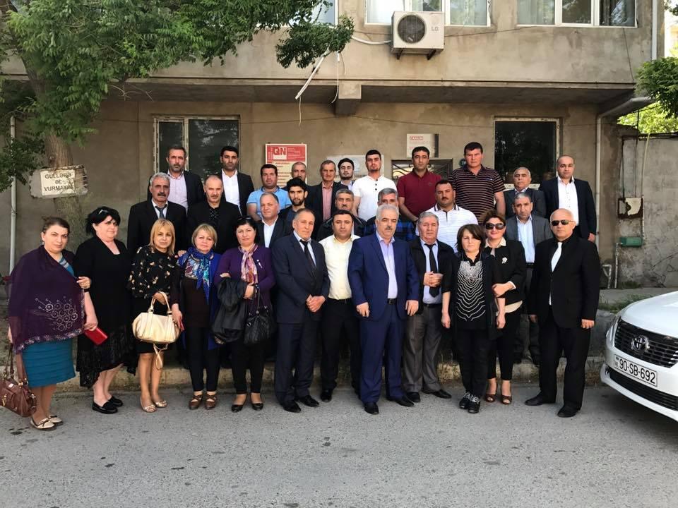 Photo of VHP Xətai təşkilatının konfrans keçirilib- FOTO