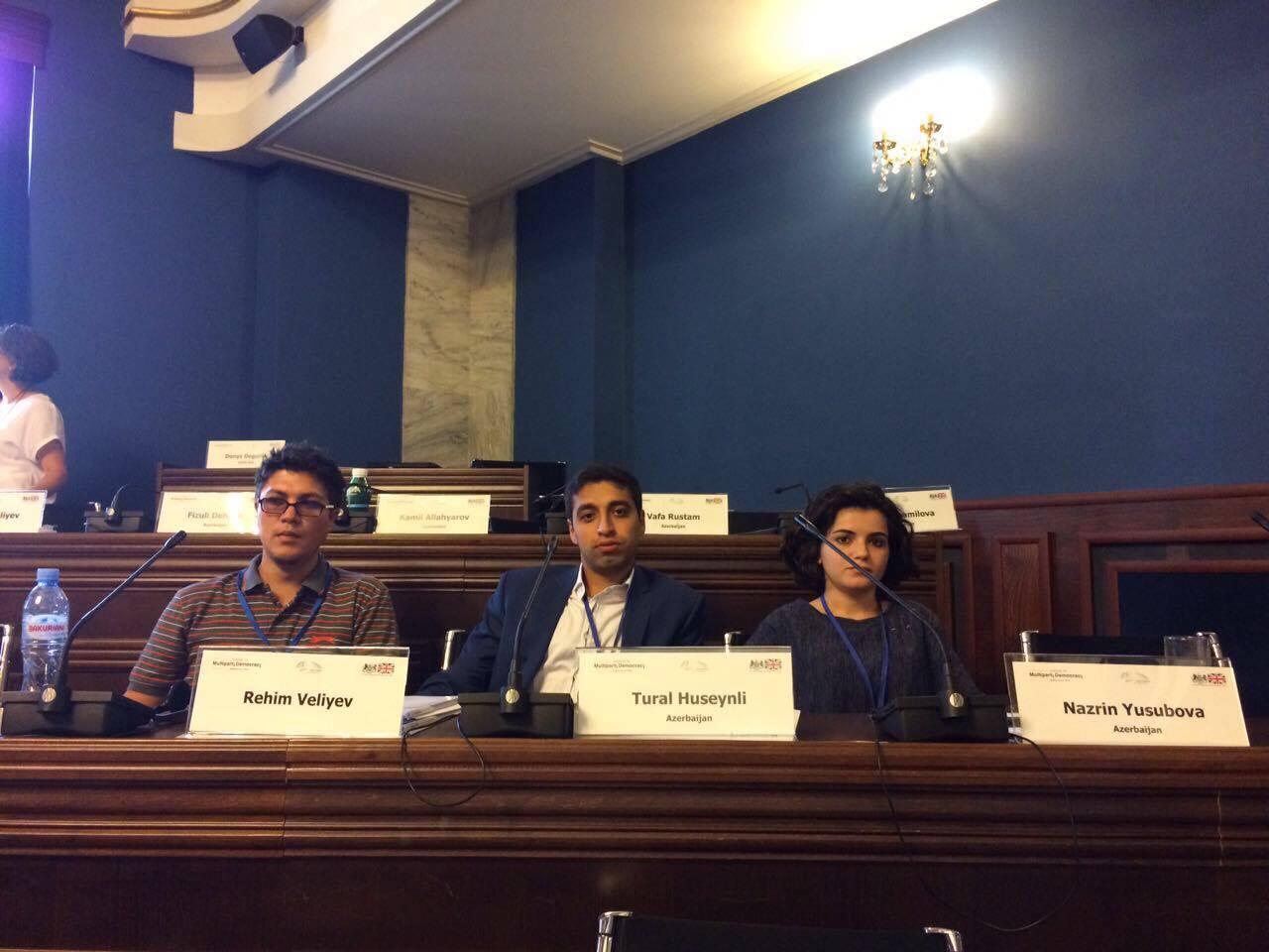 Photo of VHP-çi gənclər beynəlxalq foruma qatılıblar