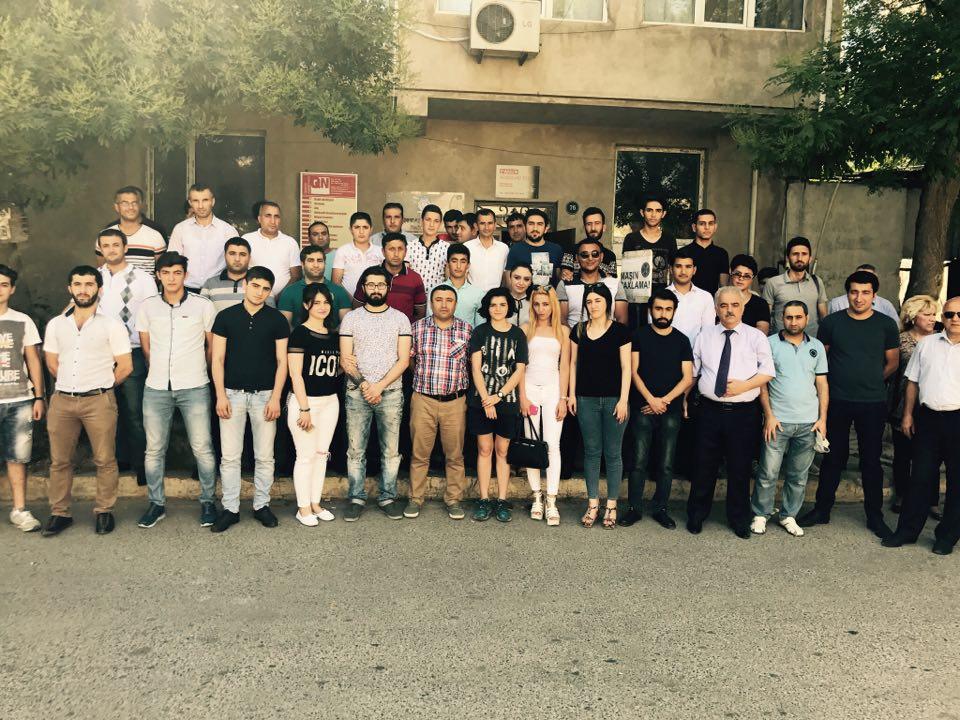 Photo of VHP Gənclər Təşkilatı XII Konfransını keçirib (02.07.2017) FOTO