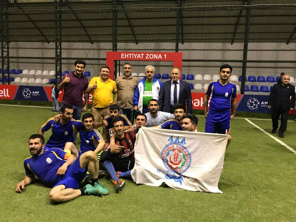 Photo of Cümhuriyyət-100: Futbol turnirinin qalibi VHP oldu