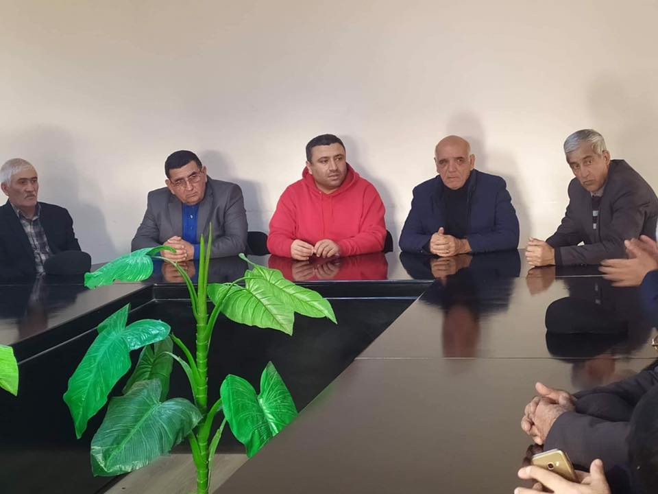 Photo of VHP-də toplantı (17.11.2019)- FOTO