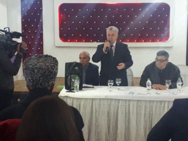 Photo of Fəzail İbrahimli Cəlilabad rayonunda seçicilərlə görüşlərini davam etdirir- FOTO