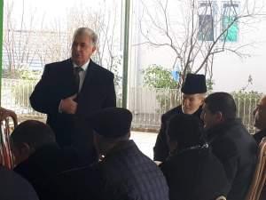 Photo of Fəzail İbrahimli Mübariz İbrahimovun ailəsindən xeyir-dua aldı -FOTOLAR