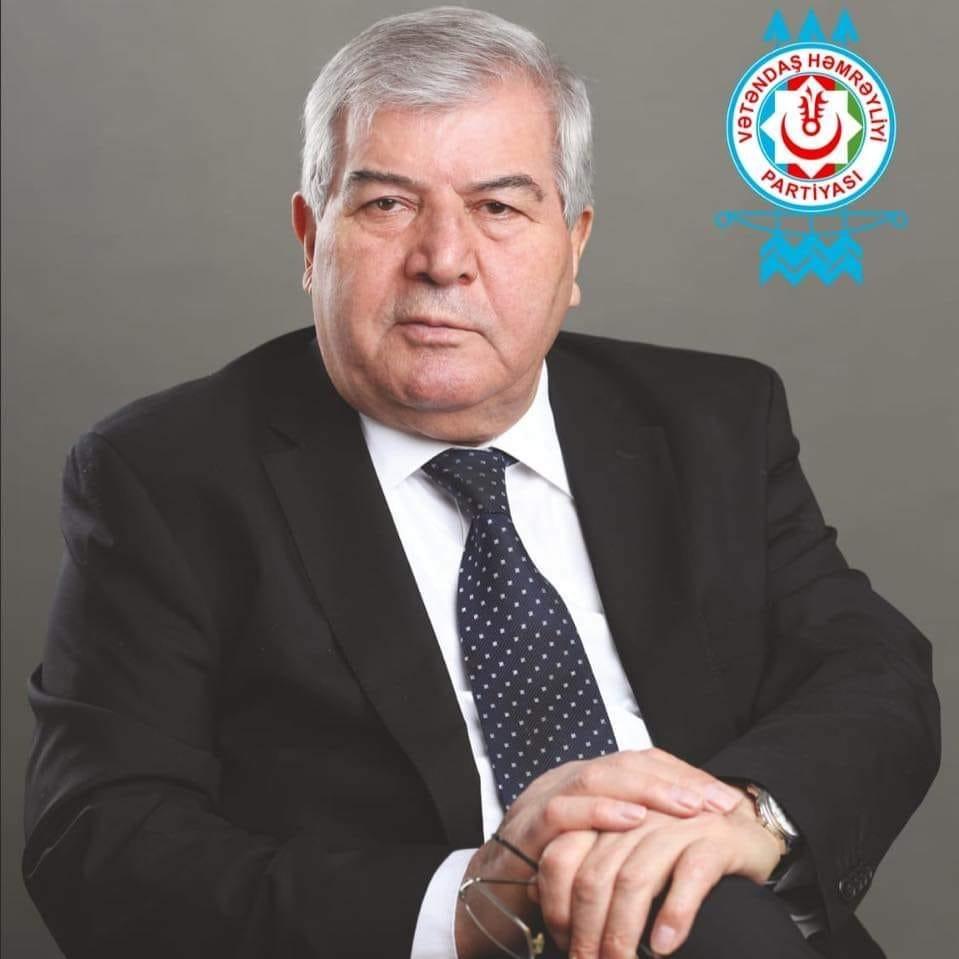 """Photo of """"Müstəqilliyimizə təhlükə yaradanlar fəallaşıb"""" – Sabir Rüstəmxanlı"""